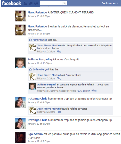 Cas eReputation Quick_Page Facebook1_QSN-DigiTal