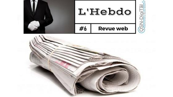 L'Hebdo web de QSN-DigiTal