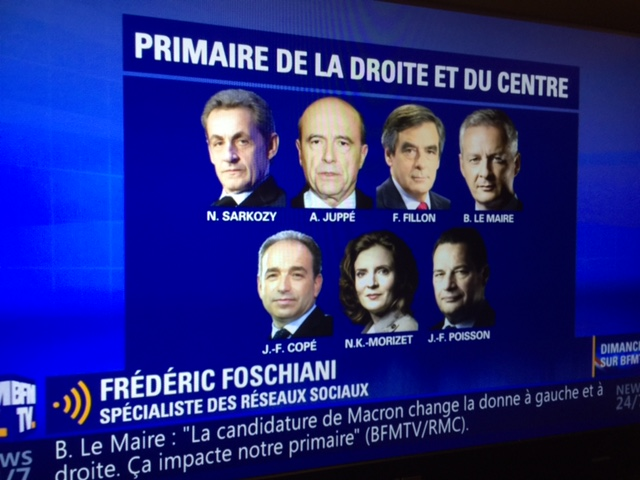 Interview Frederic Foschiani sur BFMTV