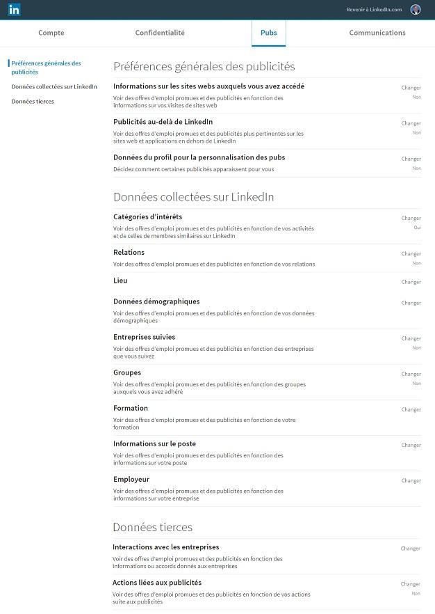 Linkedin_Parametres_Pub